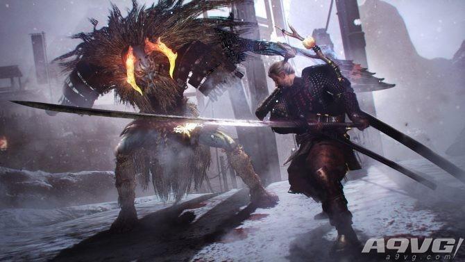 PC版《仁王 完整版》确认将支持鼠标操作