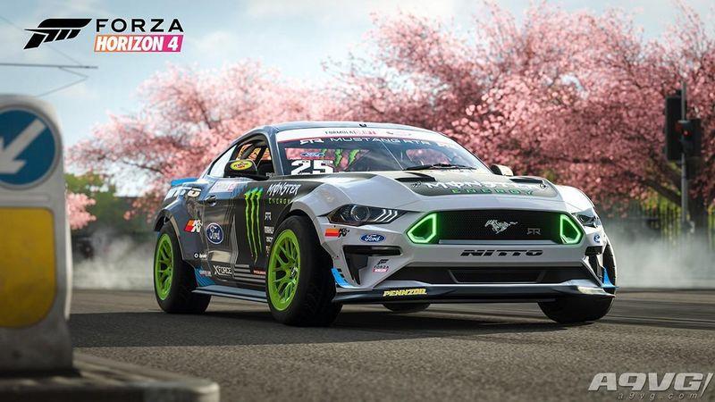 《极限竞速》系列3月更新汇总 加入新车型 新成就 新歌单