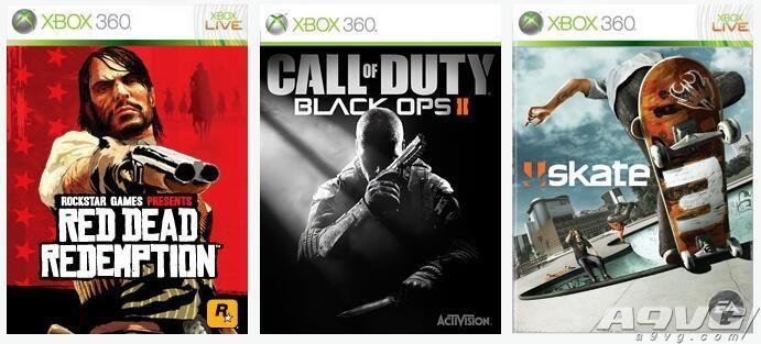 Xbox One向下兼容游戏超级优惠进行中 275款游戏打折促销