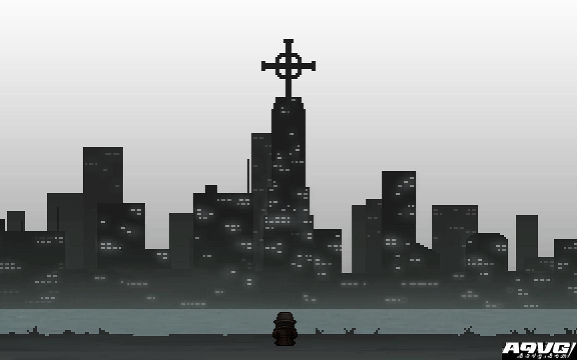 国人独立游戏《上帝之城 监狱帝国》发布首部预告片