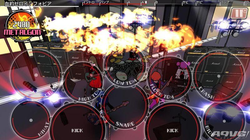 《少女金属》评测:游戏概念别具一格 实际体验有待改进