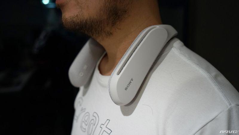 索尼怪咖新品SRS-WS1体验谈:定位古怪的挂颈式个人音响