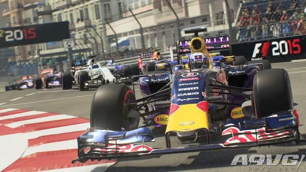 《F1 2015》公布首日补丁 接近实际素质高