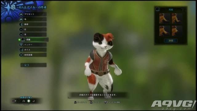 《怪物猎人世界》新视频详细展示捏人捏猫与灭尽龙战斗