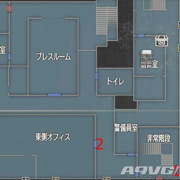 《生化危機2 重制版》流程圖文攻略 路線解密地圖攻略