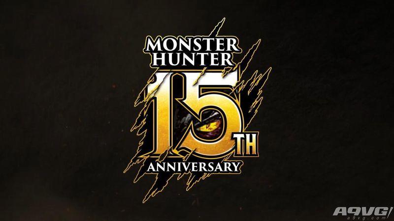 卡普空公布《怪物猎人》十五周年纪念视频 展现进化之旅