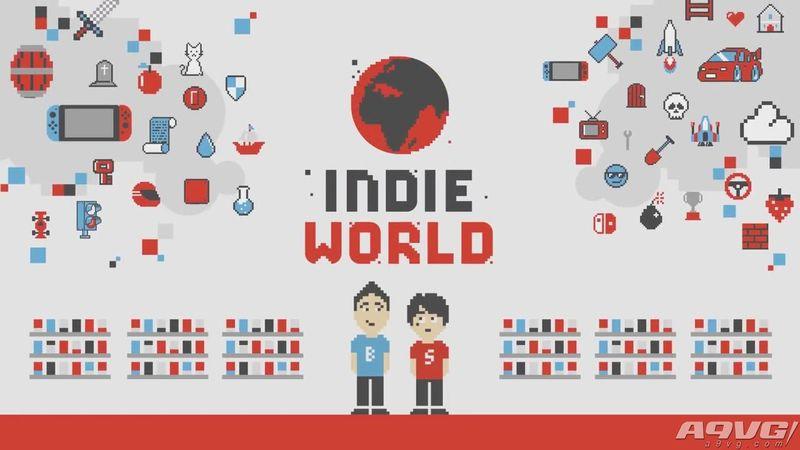 任天堂Indie World独立游戏介绍 2019年NS独立游戏一览