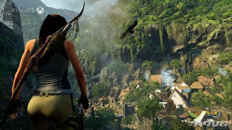 《古墓丽影 暗影》微软发布会公开最新宣传片 9月14日发售