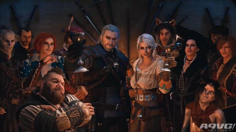 PlayStation公布记录短片 回顾《巫师》和CDPR的成长史