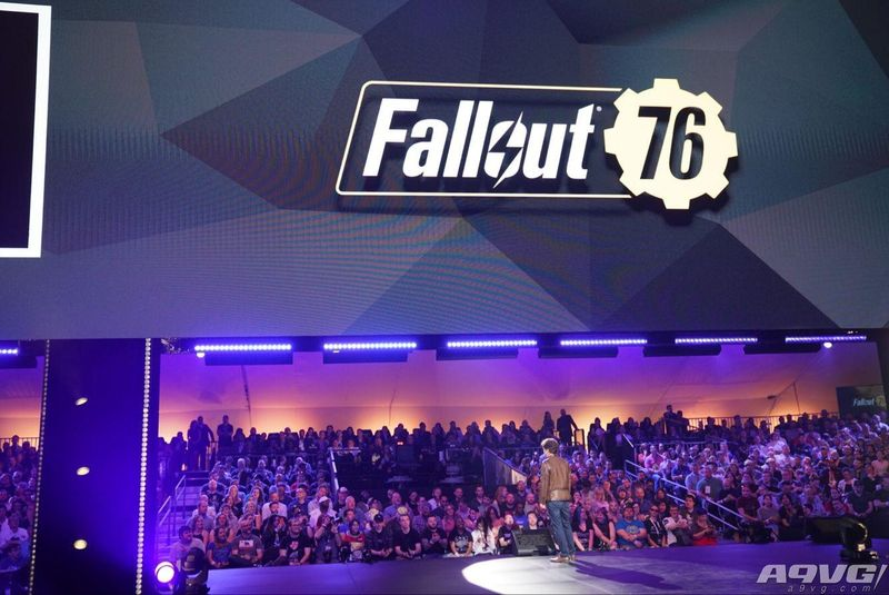 Bethesda E3 2018发布会现场图集 充满B社风格的展台