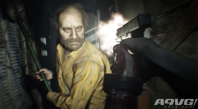 Capcom已赚回《生化危机7》开发成本