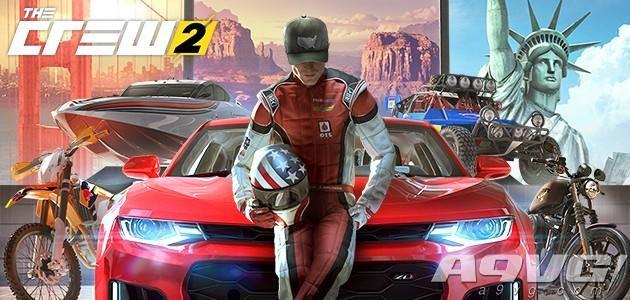 育碧公布《飙酷车神2》新发售日期 6月29日极速来袭