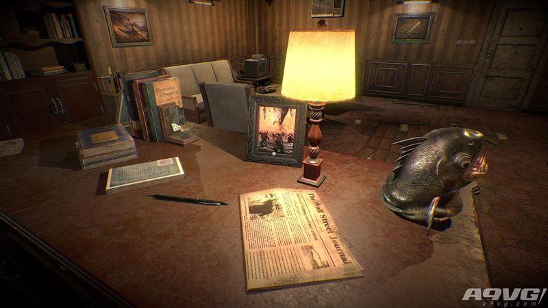 国产恐怖解谜《临终:重生试炼》现已上线Steam