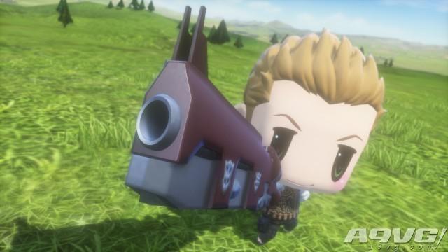 巴尔弗雷亚3月23日参战《最终幻想 世界》