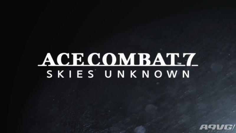 《皇牌空战7未知空域》公开E3宣传片 并没有最关键的信息