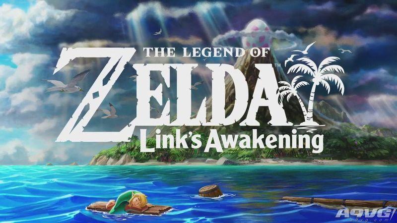 《塞尔达传说 梦见岛》重制版公布 2019年内Switch平台发售