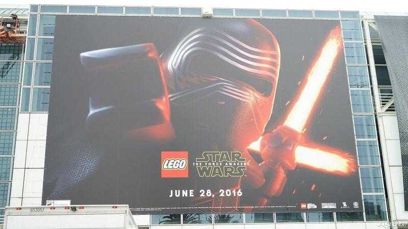 E3 2016现场提前探班 诸多游戏大作广告已经上线