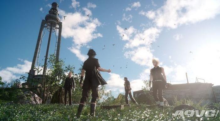 田畑端:《最终幻想15》发售当天就已回本