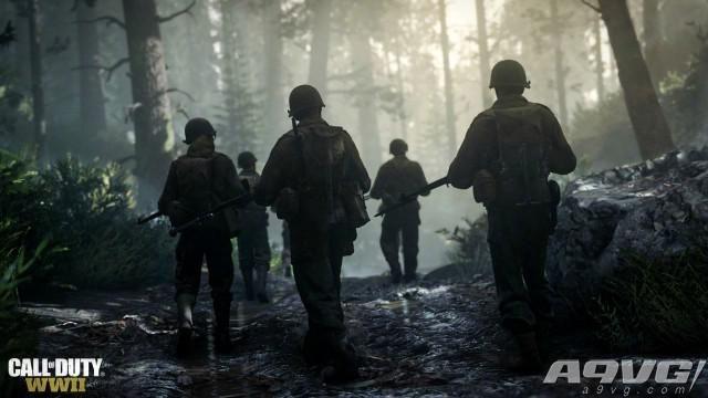 《使命召唤:二战》首支宣传视频公开!2017年11月3日发售