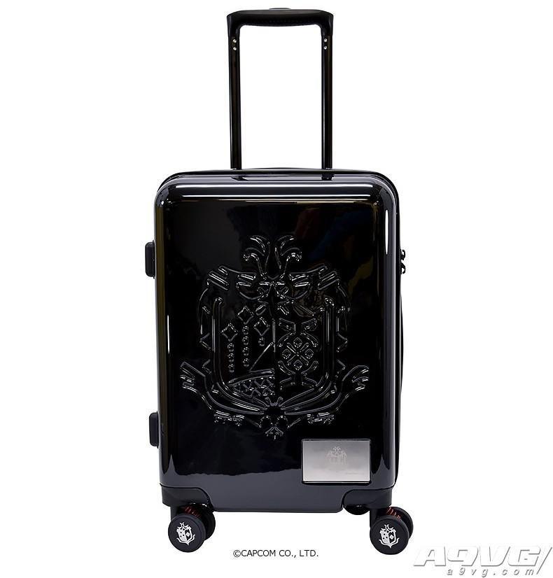 GOODSMILE与CAPCOM合作推出《怪物猎人世界》旅行箱