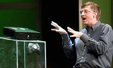 差点就玩不到《光环》了 比尔盖茨起先反对Xbox理念