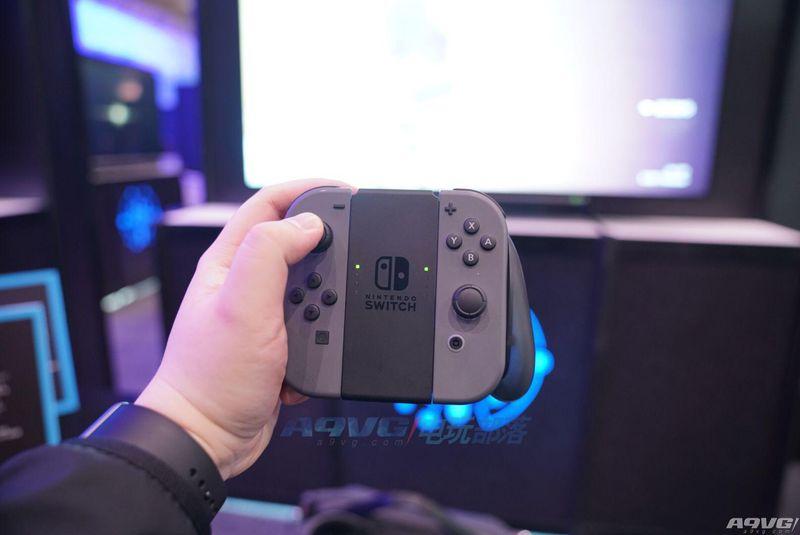 任天堂Switch现场试玩体验报告 附真机图赏