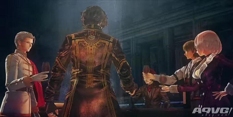 《苍蓝革命之女武神》发售日公布 增加PSV平台