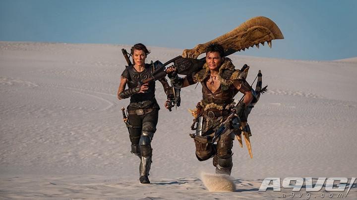 《怪物猎人》好莱坞真人电影将于2020年9月4日上映