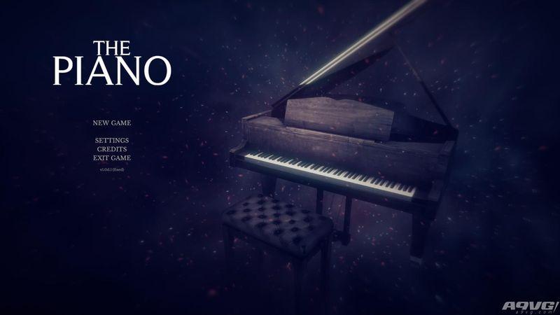 《钢琴》评测:有着优秀的冒险解谜剧本以及糟糕的体验