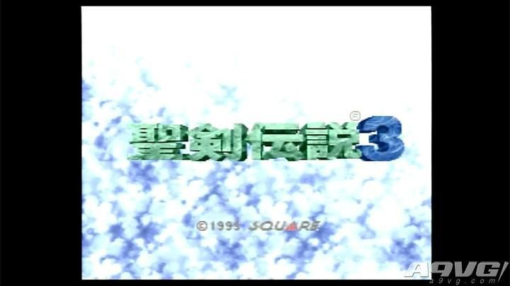 SE官方推特:《圣剑传说3》登陆Switch