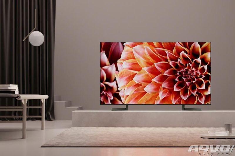 重视中国市场 索尼4KHDR电视新品在华首发上市