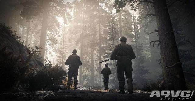 《使命召唤:二战》美术总监:希望用游戏讲述战争的黑暗
