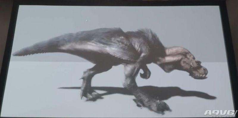 SDCC《怪物猎人世界》新展示影像公开 游戏2018年发售