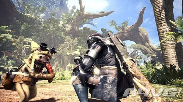《怪物猎人世界》第二弹介绍片公开 讲述游戏中的设计选择