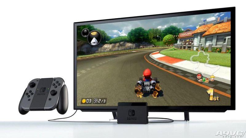 日本家用游戏市场规模上半年同比增长 Switch立大功