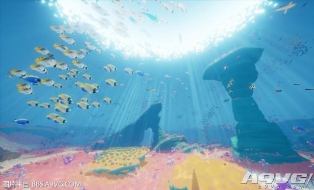 原始之海(ABZÛ):沁人心脾的水下之旅