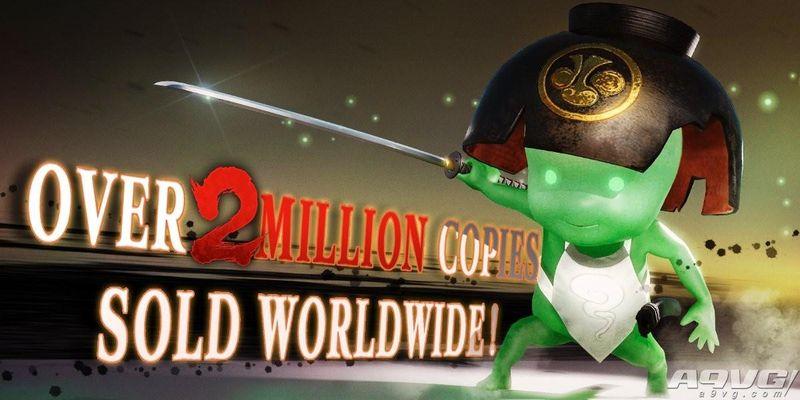 《仁王》全球销量已经突破200万份 官方绘制木灵贺图