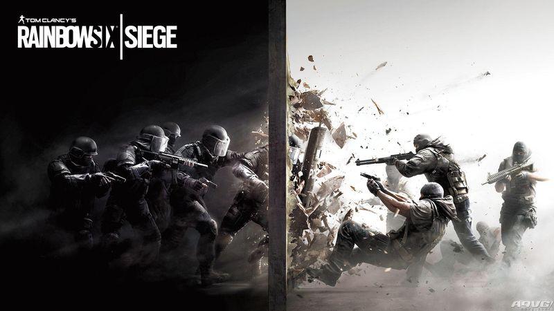 《彩虹六号:围攻》Xbox 0ne安装大小公布 12月1日发售