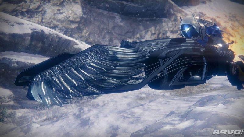 《命运:铁旗崛起》预购特典添加Iron Gjallarwing摩托