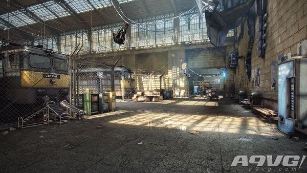 游戏开发人使用虚幻4引擎重制《寂静岭》学校场景