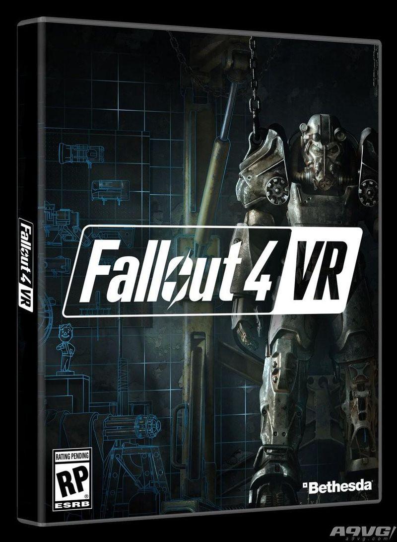 《辐射4 VR》12月12日首先登陆HTC Vive 未来或登上更多平台
