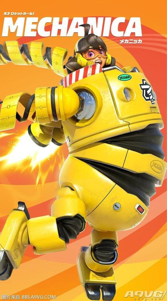 《ARMS》全人物技能展示 《ARMS》全技能一览