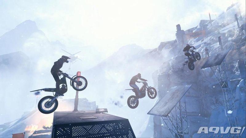 《特技摩托:崛起》E3实机试玩视频 刺激与爽快并存