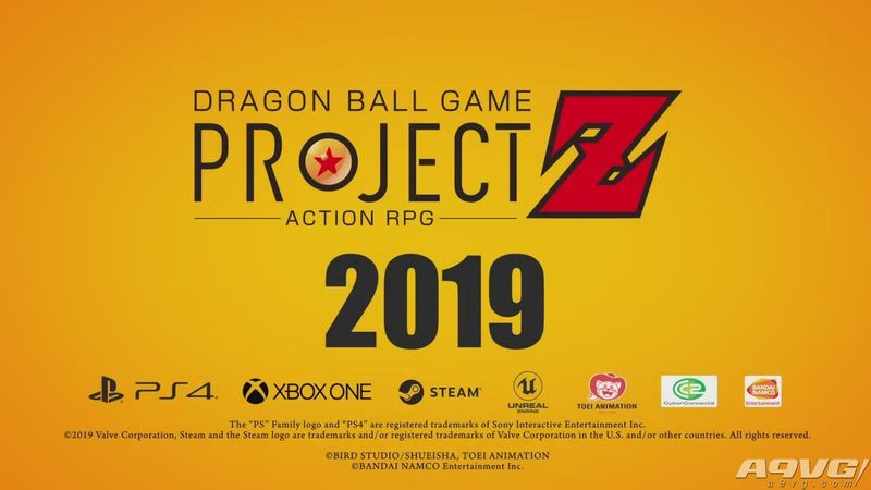 ARPG《龙珠Project Z》首支视频发表 登陆PS4/Xbox/PC