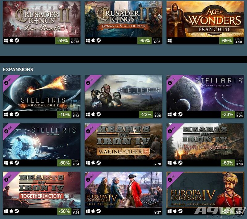 5月18日Steam优惠推荐:《海王星》系列、PDXCon周末特惠