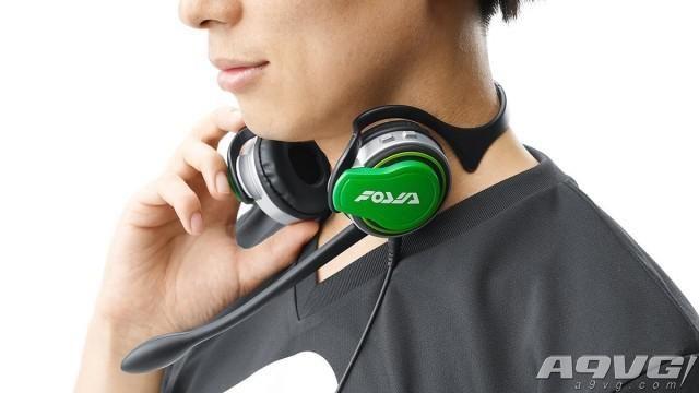 外设厂商HORI将推出《喷射战士2》主题立体声耳机