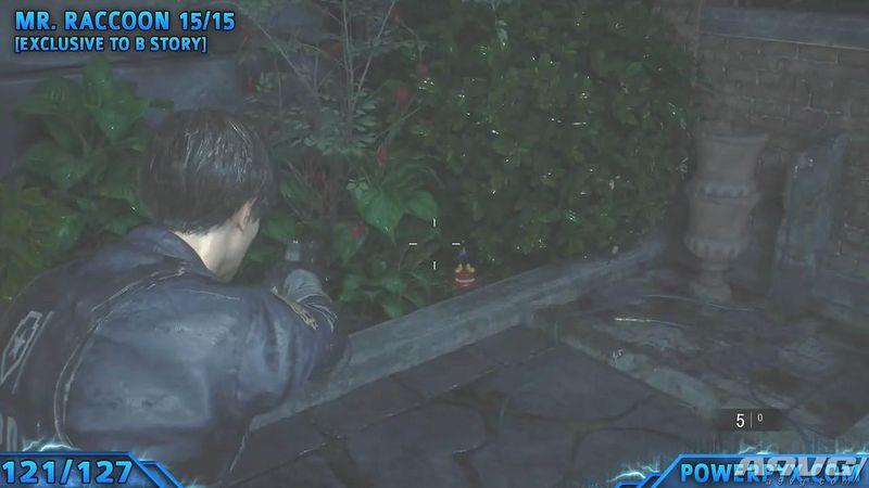 《生化危机2 重制版》无限小刀获得攻略 全浣熊先生位置