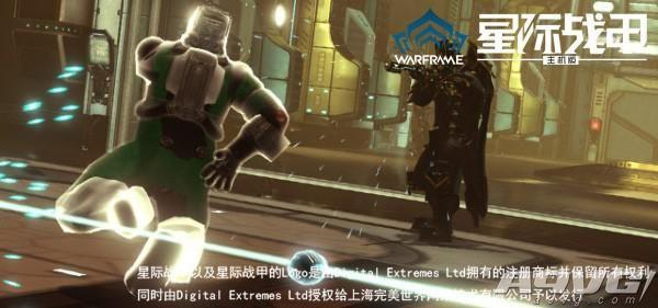 《星际战甲》国服PS4新成员曝光 传奇统帅即将登场