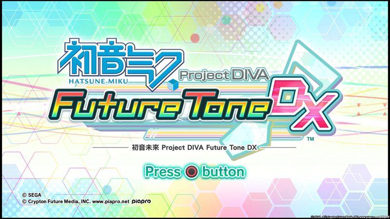《初音未来歌姬计划 未来之声DX》评测:系列集大成之作