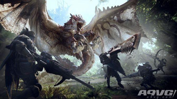 《怪物猎人 世界》为系列正统作品 可线下游玩